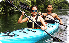 Chagres River Kayak Tour