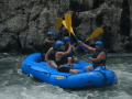 team building mamoni river rafting